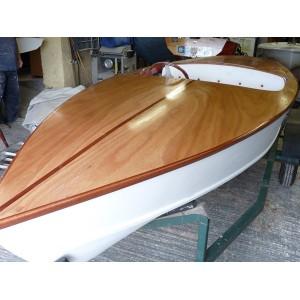 Lakier jachtowy do drewna - V601/27