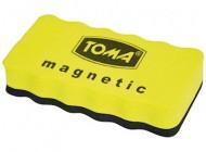 Gąbka magnetyczna do tablic suchościeralnych