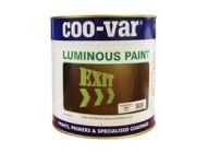 Lakier na farbę świecącą w ciemności Coo-Var