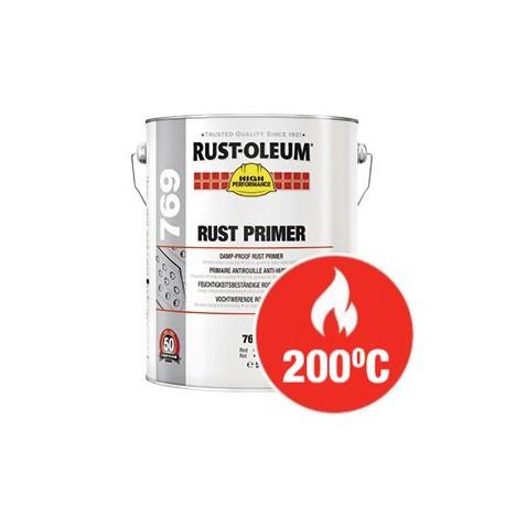 Termoodporny podkład na rdzę 769/780 200°C
