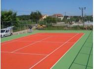 Malowanie kortów tenisowych - Tenniscryl
