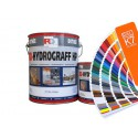 Nawierzchnia poliuretanowa Hydrograff HP - kolory RAL z mieszalnika