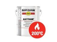 Termoodporna farba nawierzchniowa Alkythane 200°C