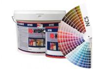 Hydropox - kolory NCS z mieszalnika