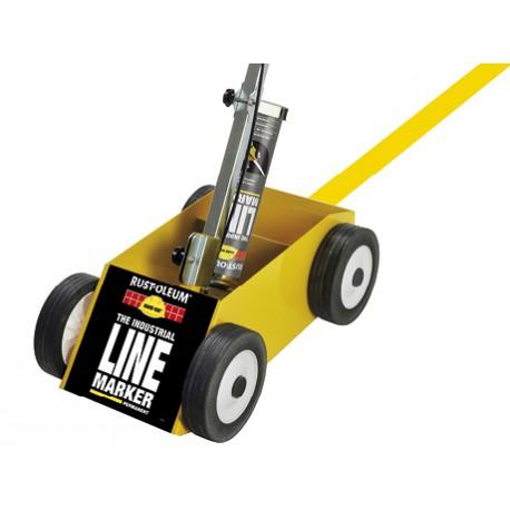 Wózek do linii - znakujący na spraye