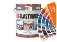 Elastometal  - kolory RAL z mieszalnika