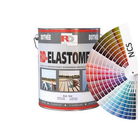 Elastometal - kolory NCS z mieszalnika