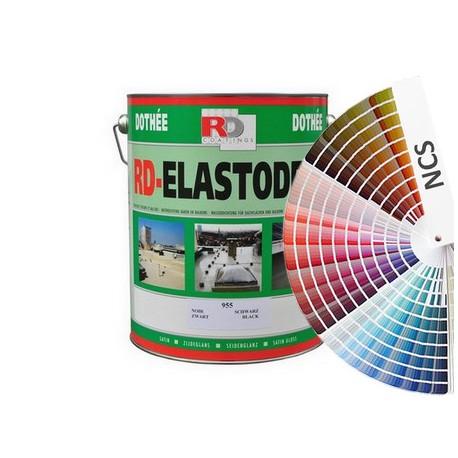 Elastodeck - kolory NCS z mieszalnika