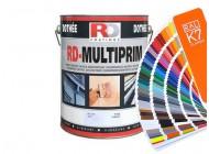 Multiprim - kolory RAL z mieszalnika
