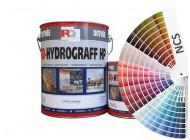 Hydrograff HP - kolory NCS z mieszalnika
