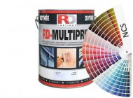 Multiprim - kolory NCS z mieszalnika