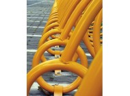 Konstrukcje metalowe pomalowane farbą CombiColor