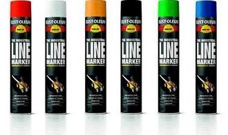 Spraye do malowania linii Hard Hat 2300
