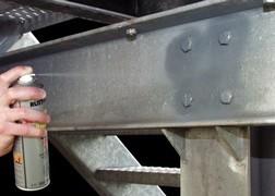 Powłoki cykowe - Galva zinc